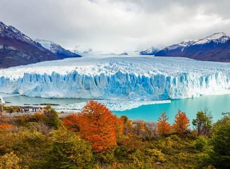 Glacier in Patagonia Region - Courtesy of logitravel.co.uk