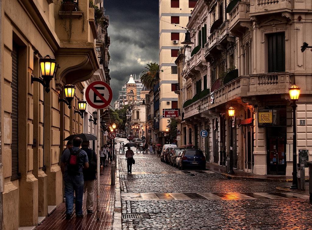 The Historical Neighborhood of San Telmo - Courtesy of Alternativa Propiedades
