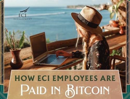 ECI Development Staff Paid in Bitcoin